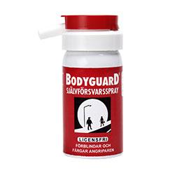 Bodyguard rödfärg